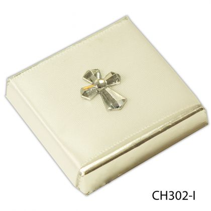 Clear Cross Favor CH302 ---------- (Customize the Ribbon color)
