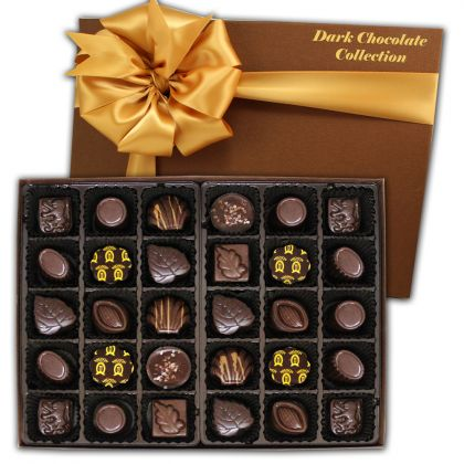 Dark Chocolate Collection- 30 Pieces