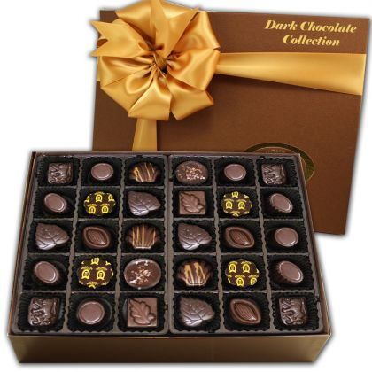 Dark Chocolate Collection (2 Layer Box