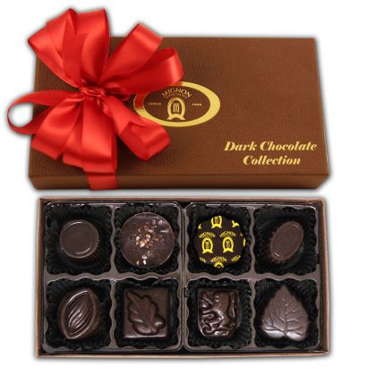 Dark Chocolate Collection- 8 Pieces