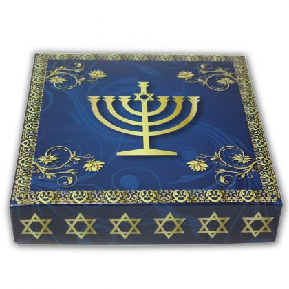 Hanukkah Box- 9 Pieces