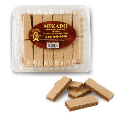 Mikado Cookies