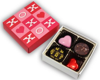 XOXO 4-pc Box